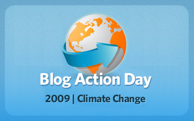 Blog Action Day 2009 Photo «Climate change»